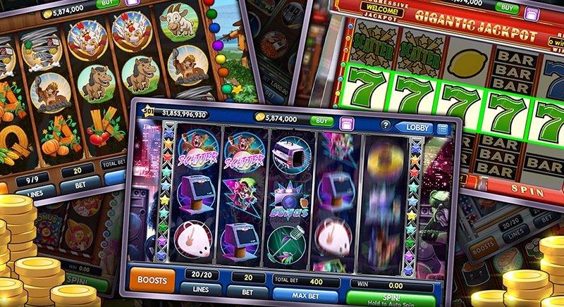 выигрышные игровые автоматы бесплатно